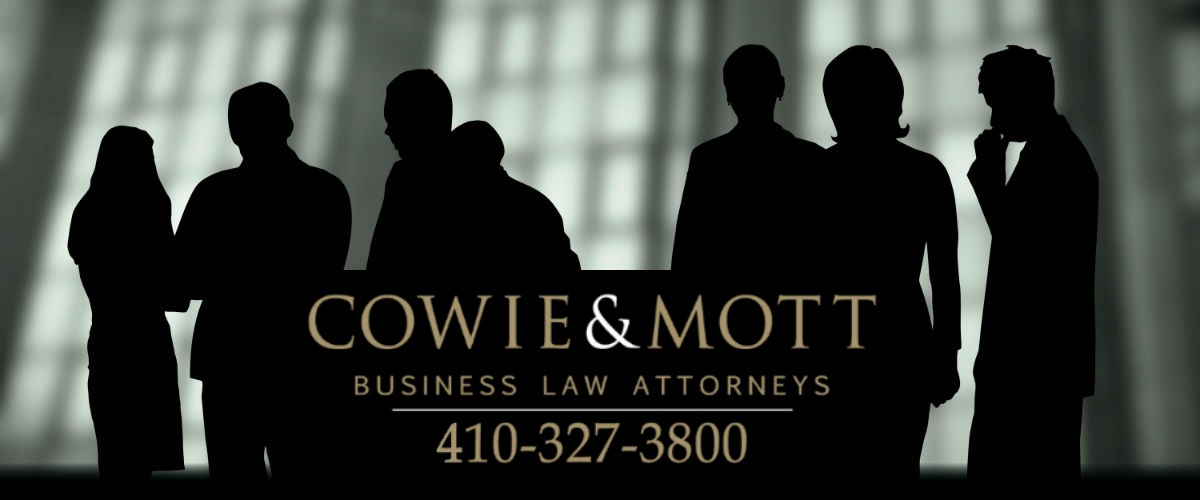Business Attorneys in Baltimore Maryland
